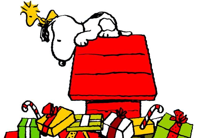 Weihnachten snoopy cliparts