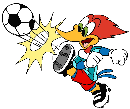 Woody woodpecker cliparts