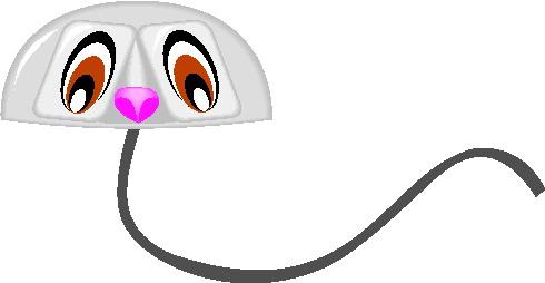 Maus cliparts
