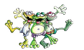Frogbrothers cliparts