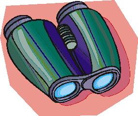 Fernglas cliparts