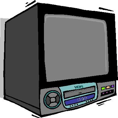 Fernseher cliparts
