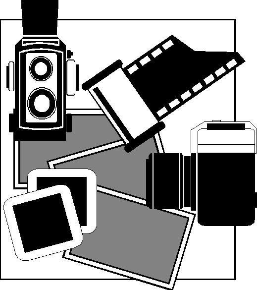 Kamera accessoires cliparts
