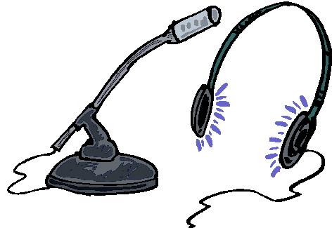 Mikrofon cliparts
