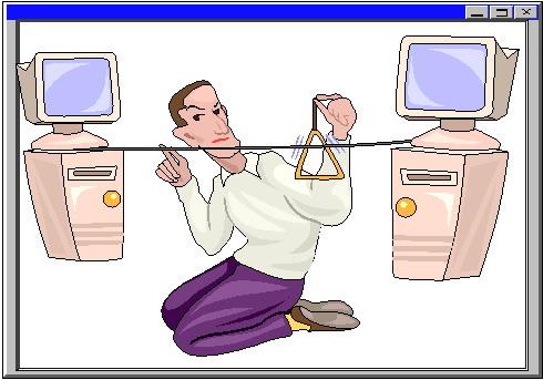 Netzwerke cliparts