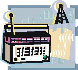 Radio cliparts