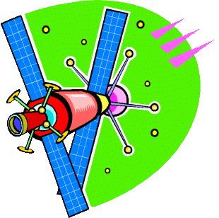 Satellit cliparts