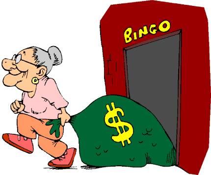 Bingo cliparts