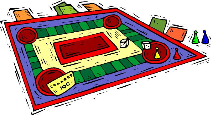Brettspiele cliparts