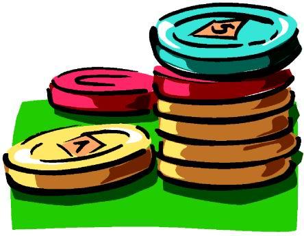 Casino cliparts