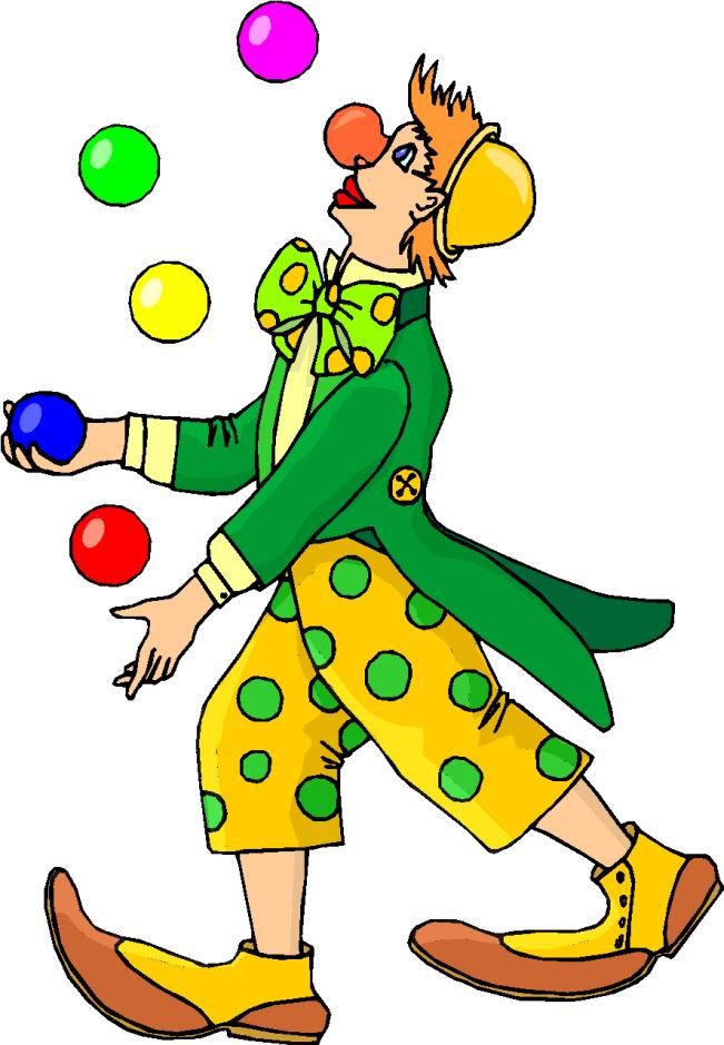 clipart kostenlos clown - photo #30