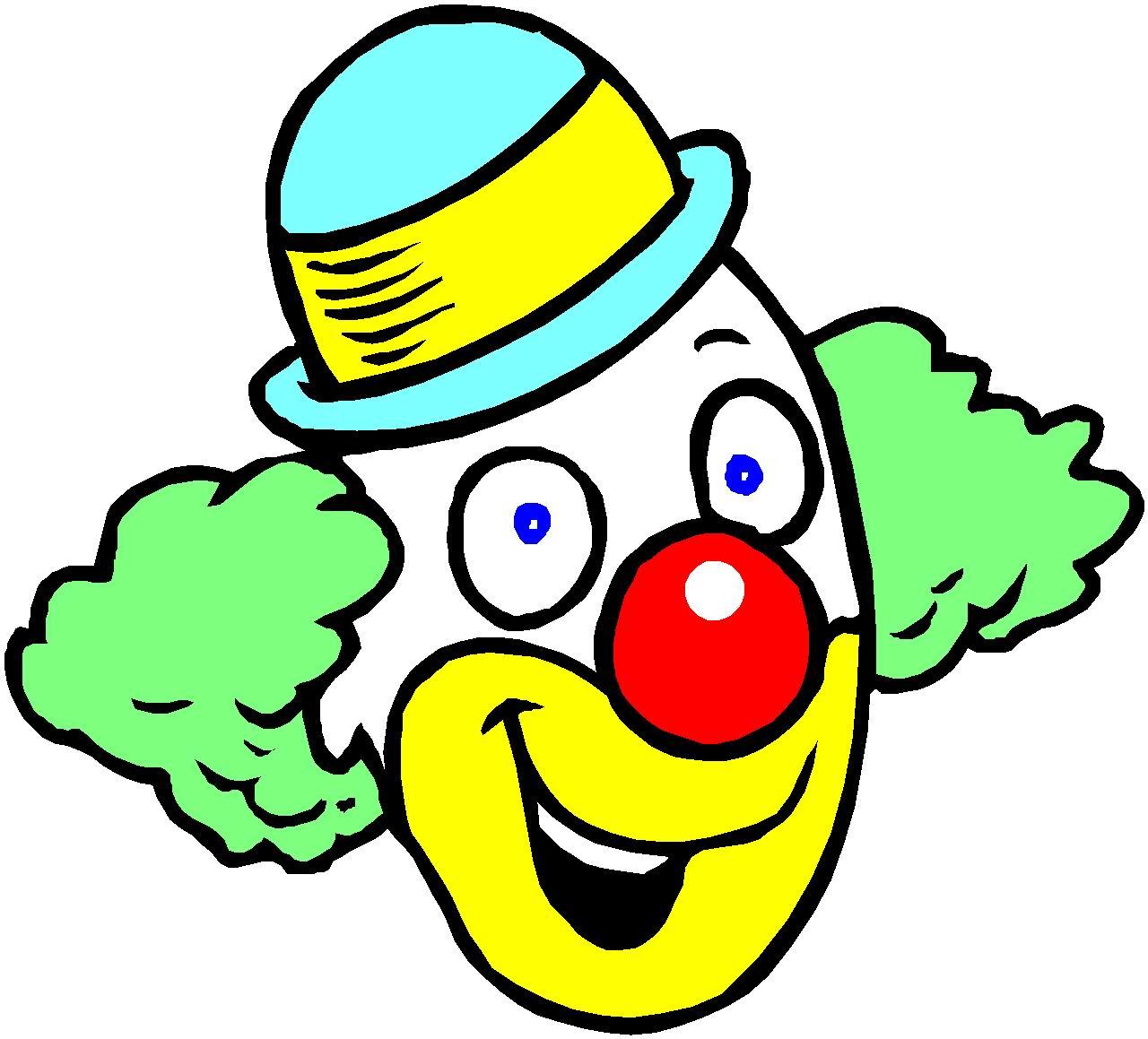 Clipart Clipart Clown Animaatjes 353