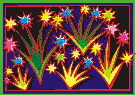 Feuerwerk cliparts