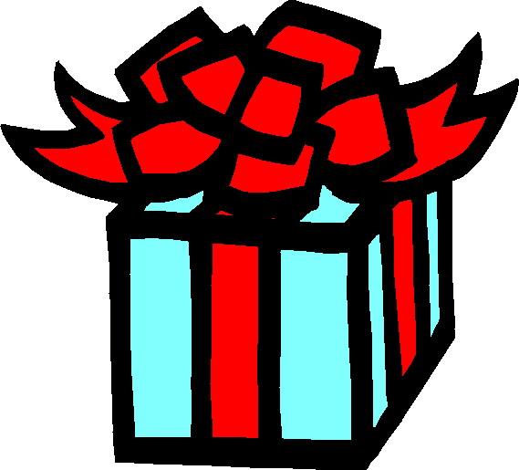Geschenke cliparts