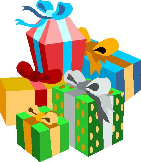 Geschenke clipart kostenlos