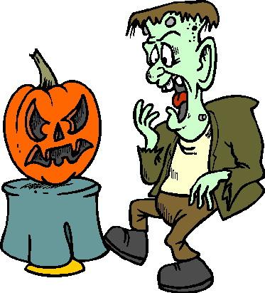 Halloween cliparts