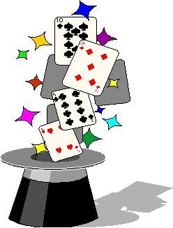 Zaubern cliparts