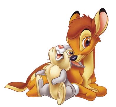 Bambi disney bilder