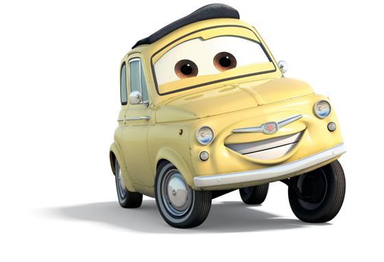 Cars disney bilder