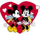 Disney valentin disney bilder