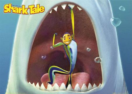 Grosse haie kleine fische disney bilder