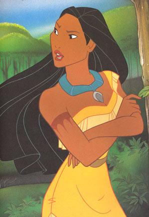 Pocahontas disney bilder