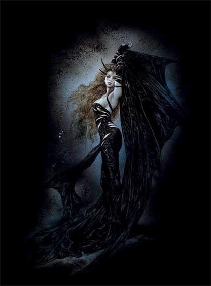 Gothic glitzer bilder