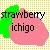 Erdbeere icons bilder