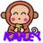 Affen icons bilder