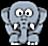 Elefant icons bilder