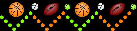 Sport linien