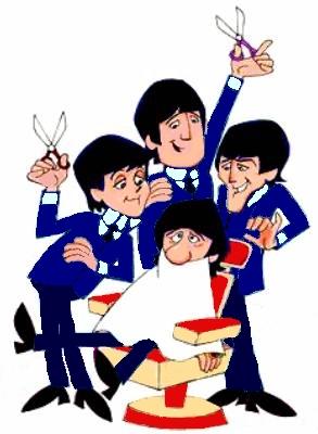 Beatles musik bilder