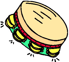 Tambourin musik bilder