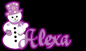 Alexa namen bilder
