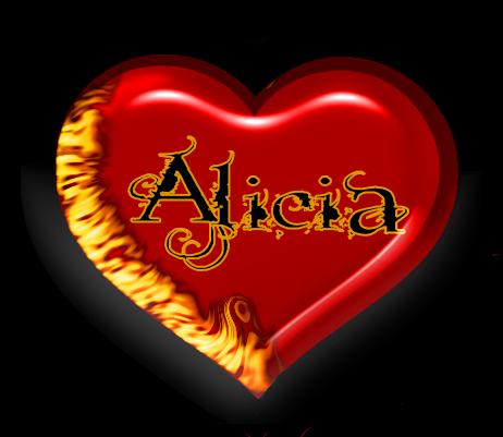 Alicia namen bilder