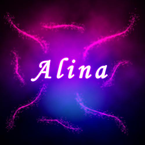 Alina namen bilder