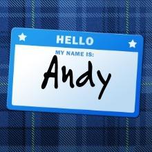 Andy namen bilder