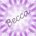 Becca namen bilder