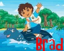 Brad namen bilder