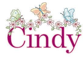 Cindy namen bilder
