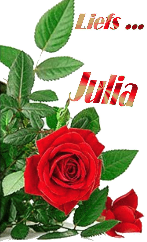 Julia namen bilder