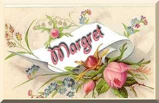 Margret namen bilder
