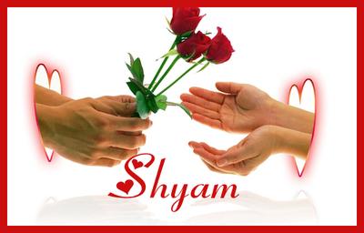 Shyam namen bilder
