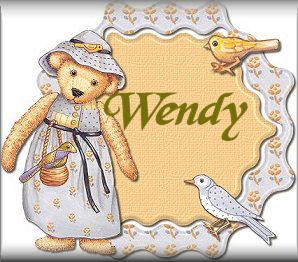 Wendy namen bilder