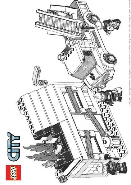 malvorlage - lego city ausmalbilder loy3r