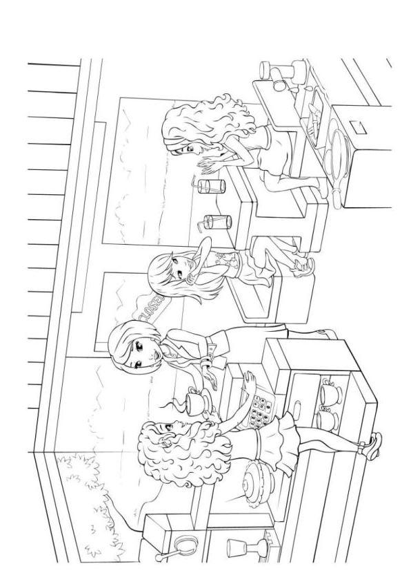 malvorlage - lego friends ausmalbilder ns9y8