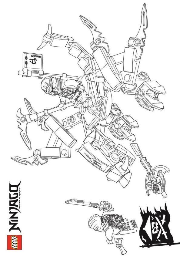 malvorlage  lego ninjago ausmalbilder hsexq