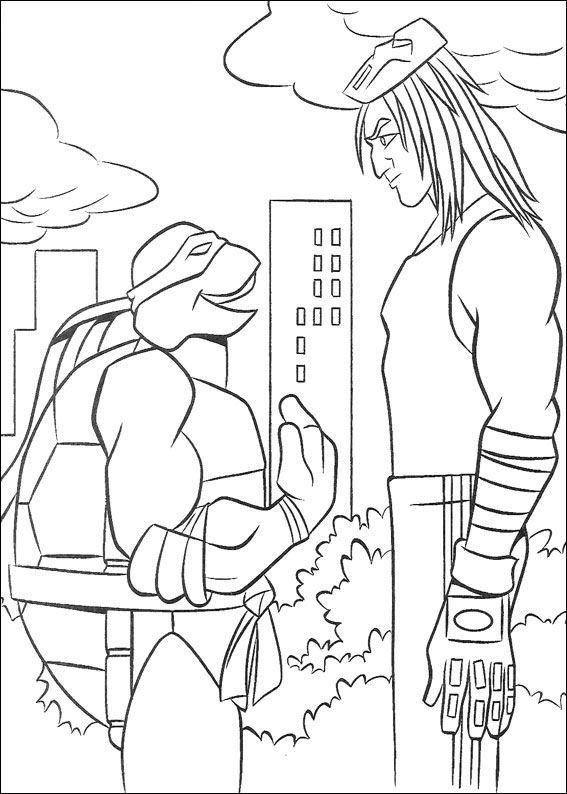 malvorlage  ninja turtles ausmalbilder rtzqw