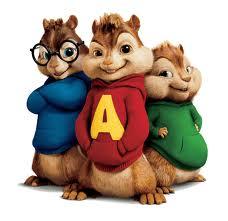 Chipmunks Namen