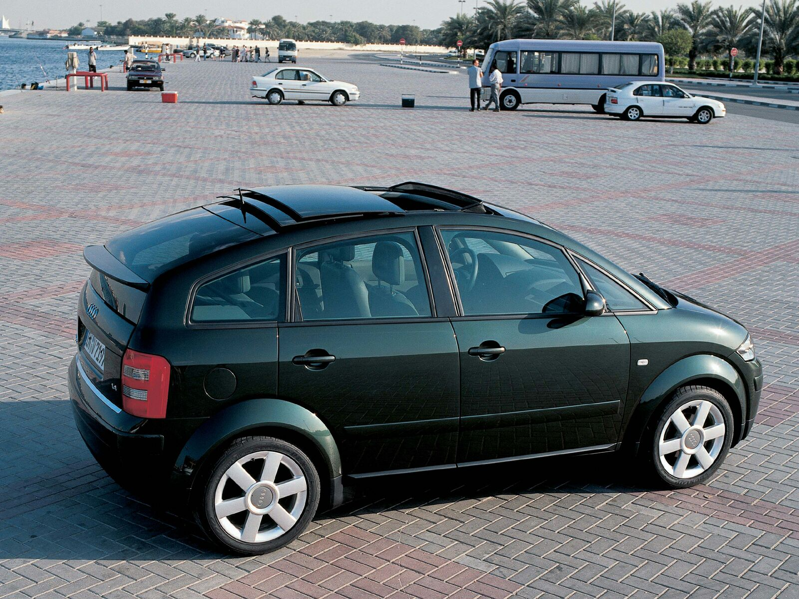 Audi a2 wallpapers